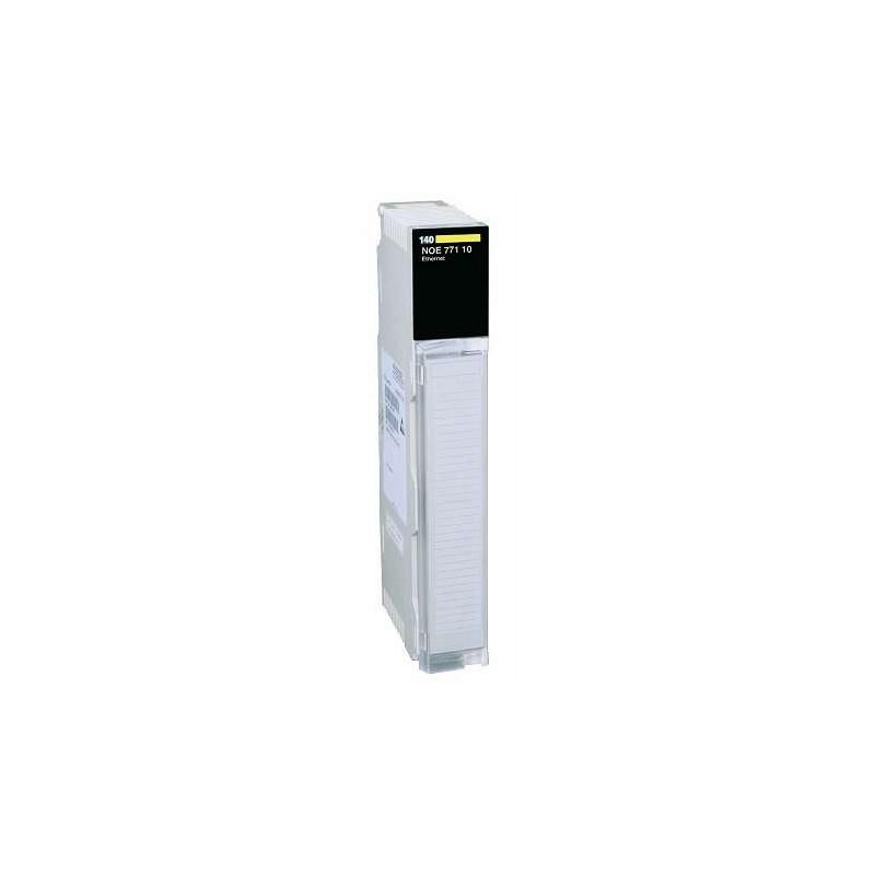 140NOE77110 Schneider Electric - Ethernet network TCP/IP module